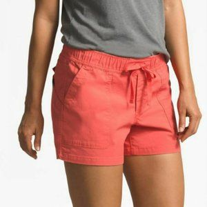 The North Face Rideside Shorts Spiced Coral NWT XS